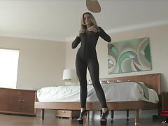 Смотреть порно вдлиных носках крсивые очень девушки смотерть бечплатно носки полосатые