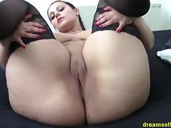 Порно с жирными и толстыми жопами